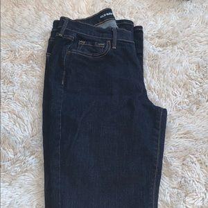 Old navy dark wash jeans